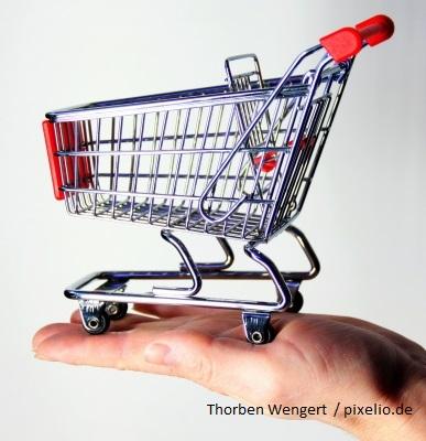Lastschrift Einkaufen
