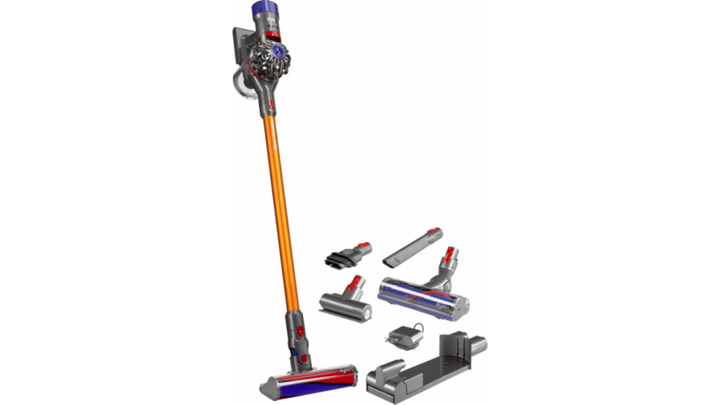 dyson v8 absolute akku staubsauger per lastschrift kaufen. Black Bedroom Furniture Sets. Home Design Ideas