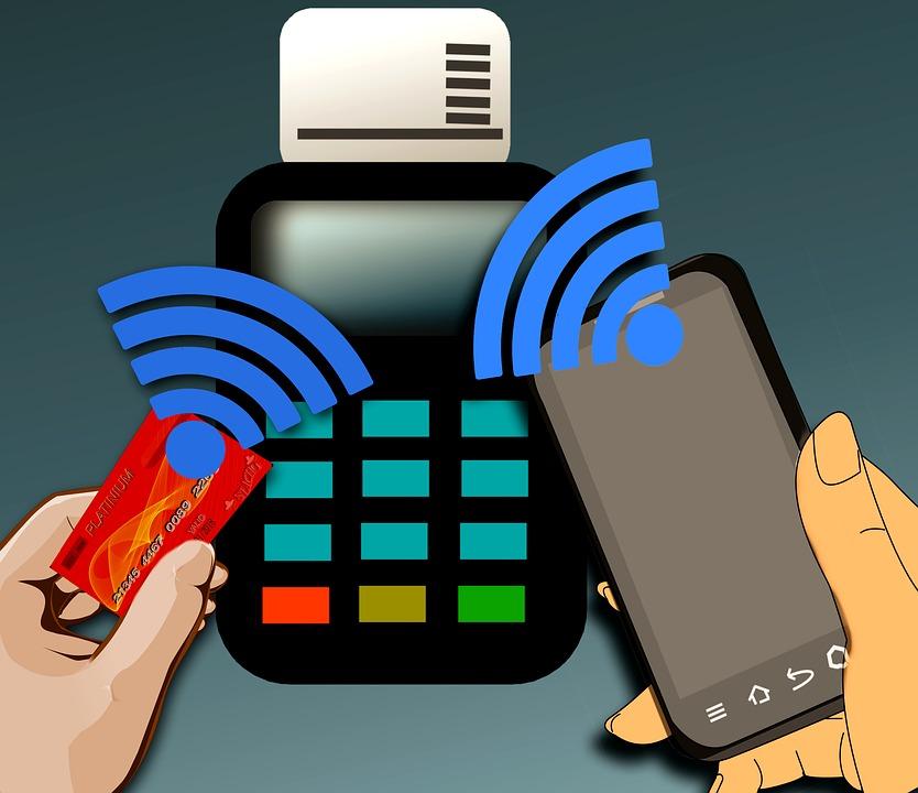 NFC als Zahlungsart