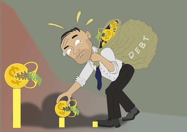 Schuldenfalle