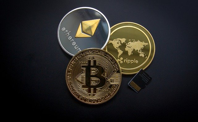 Bitcoin Ripple Ethereum