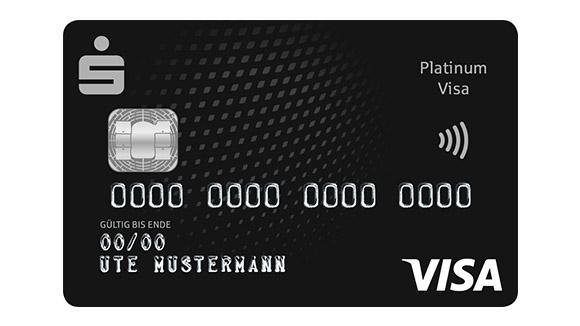 VISA Platinum Kreditkarte