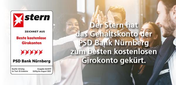 PSD bestes Girokonto